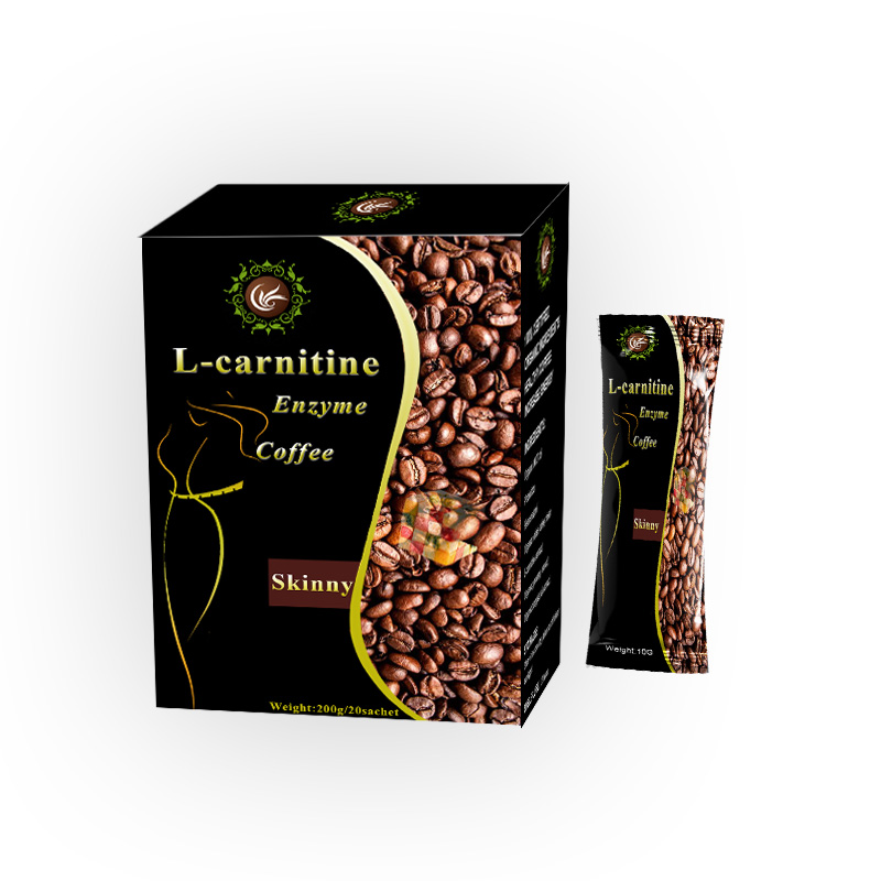 Lifeworth L-carnitine slimming coffee wholesale