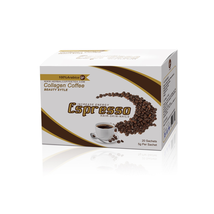 Lifeworth collagen mct coffee for skin care wholesale