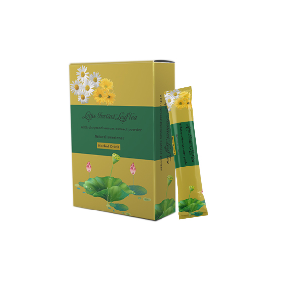 Lifeworth herbal lotus leaf instant tea weight loss