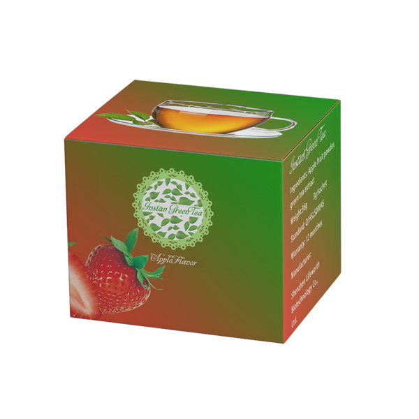 Lifeworth fruit green tea powder weight loss