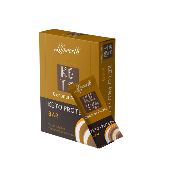 Lifeworth low carb keto protein bars