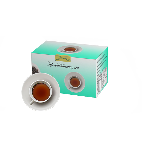 Lifeworth organic herbal slimming tea instant